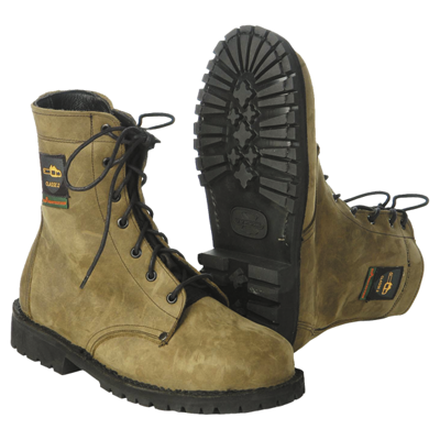 Chaussures hautes Superforêt 3SA3 - Vert olive SIP Protection