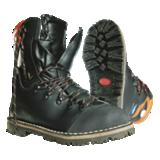 Chaussures de sécurité forestières anticoupure 3SB3 CL2
