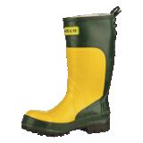 Bottes de sécurité forestières anticoupures cuir Boxer CL3
