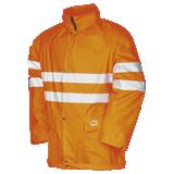 Veste de travail haute-visibilité orange Kassel