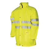 Veste de travail haute-visibilité jaune fluo Kassel