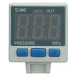 ISE35, Pressostat numérique, Régulateur intégré SMC