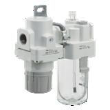 F+R série AC30 purge automatique