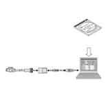 Logiciel pour le paramétrage du contrôleur/LEC-W2