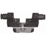 Distributeur pneumatique ISO 1