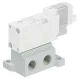 Distributeur individuel montage en ligne série SYJ5223 5/2 bistable
