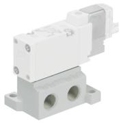 Distributeur individuel montage en ligne série SYJ7123 5/2 monostable