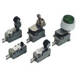 Distributeur mécanique série VM1000 3/2NF