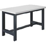Etablis PTH plateau mélaminé 38mm