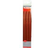 Crayon graphite rouge 30 cm