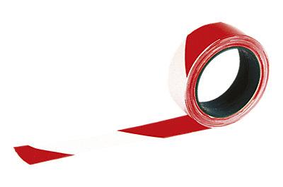 Ruban rouge/blanc Rubaprix