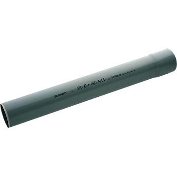 Tube d'évacuation PVC pour eaux usées SOTRABAT+ NF - ME Sotra