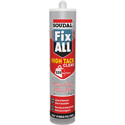 Mastic colle High Tack clear