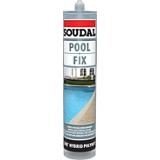 Mastic colle SMX polymères spécial piscine 290ml
