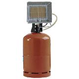 Chauffage mobile radiant gaz 4200CAP