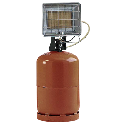 Chauffage mobile radiant gaz 4200CAP Sovelor