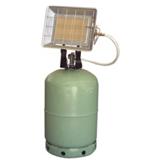 Chauffage mobile radiant gaz 4200S