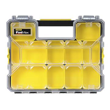 Boîtes à 10 compartiments Stanley