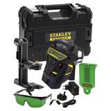 Niveau à laser multiligne X3G-360° vert Stanley