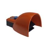 Pédales de commande GFSI simples, ergonomiques