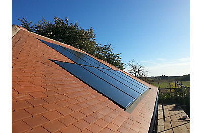 Kit Photovoltaïque In-Roof System™ - Intégration totale
