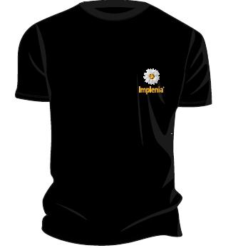 T-shirt Regent Homme - Noir Sol's