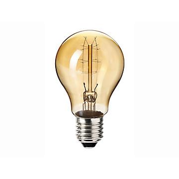 Lampe décorative Vintage A60 ronde Sylvania