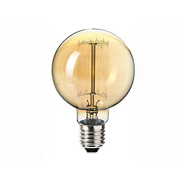 Lampe décorative Vintage G80 globe Sylvania