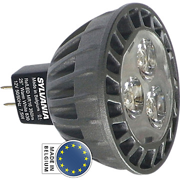 Lampe RefLED Supéria MR16 7W Sylvania