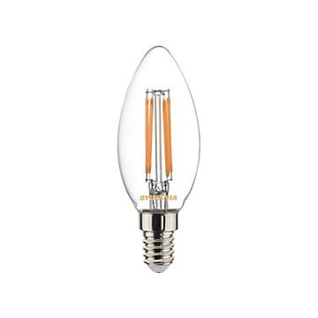 Lampe ToLEDo Rétro flamme C35 Sylvania