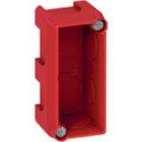 Boîte maçonnerie Batibox pour appareillage étroit