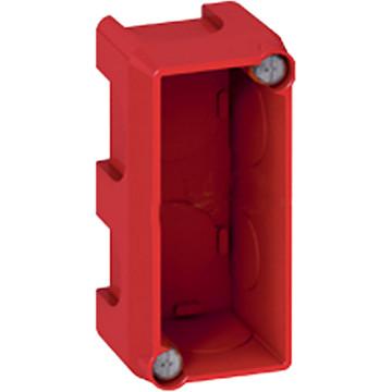 Boîte maçonnerie Batibox pour appareillage étroit Legrand