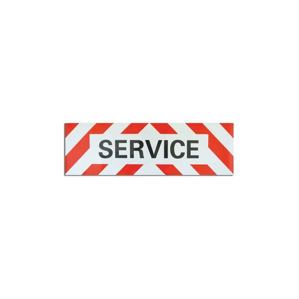 """Plaque magnetique """"Service"""" T2S"""