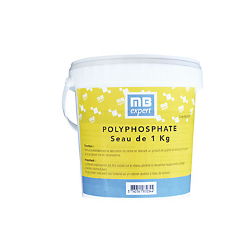 Recharge polyphosphate MB Expert