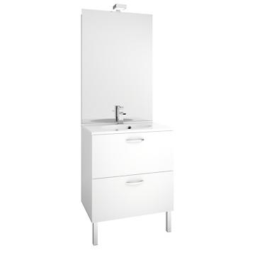 Meuble de salle de bain de 70 cm First à tiroirs MB EXPERT