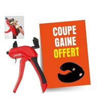 Sertisseuse Axiale PER + coupe gaine offert