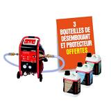 Centrale de désembouage haut-débit VIRAFAL® + 3 bouteilles produits offertes (295055/295056)