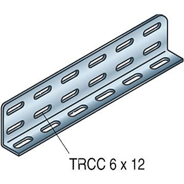 Éclisse cornière pour série BS / T en GAC Tolmega