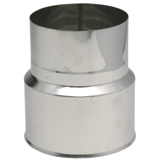 Réduction femelle - mâle inox 304