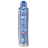 Gaine accordéon gaz extensible aluminium