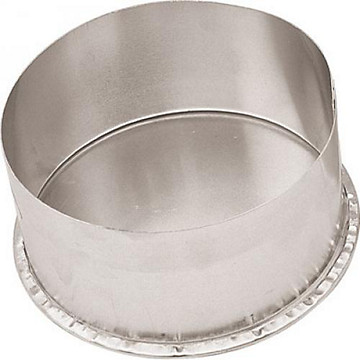 Tampon aluminium Ten