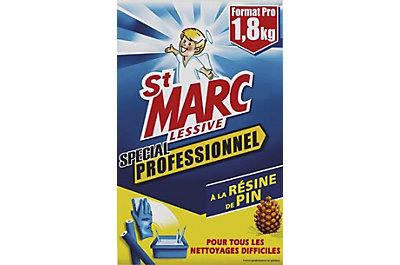 Lessive St Marc résine de pin