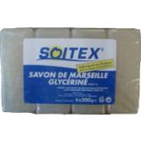 Savon de Marseille translucide 200g