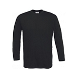 Tee-shirt de travail à manches longues CG151 noir
