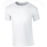 Tee-shirt de travail blanc GI6400