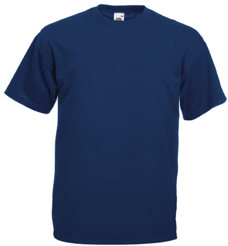 Tee-shirt de travail value-weight marine SC221C Fruit Of The Loom