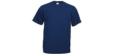 Tee-shirt de travail value-weight marine SC221C
