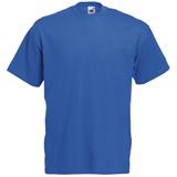 Tee-shirt de travail value-weight  bleu royal SC221C