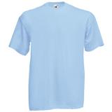 Tee-shirt de travail value-weight bleu ciel SC221C