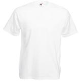 Tee-shirt de travail value-weight blanc SC221